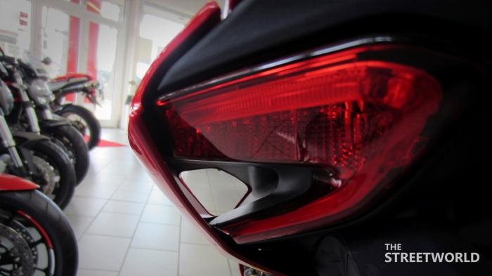 Ducati Superbike 1199 Panigale S 2012 Tailight