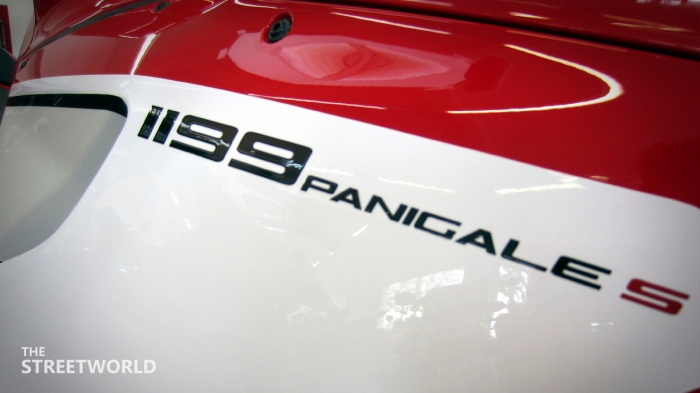 Ducati Superbike 1199 Panigale S 2012 Wallpaper