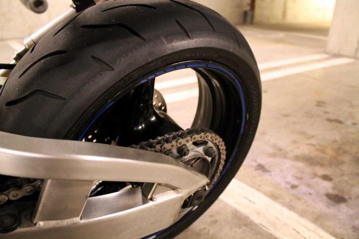 190 Rear Tire honda CBR RR