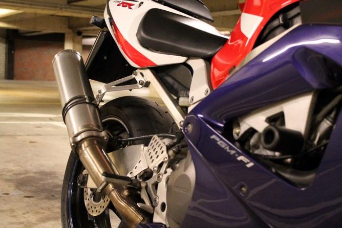 Honda CBR RR Exhaust