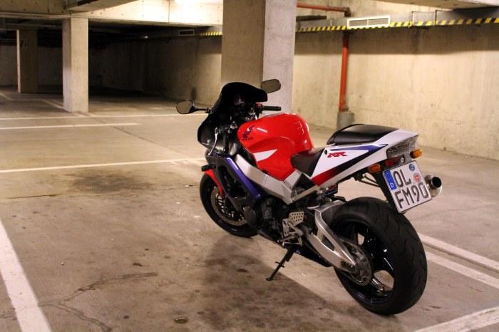 Honda CBR RR Fireblade