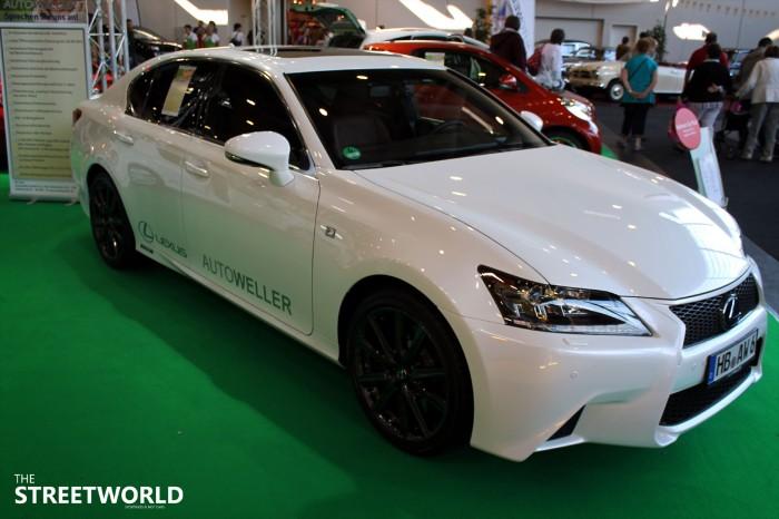 Lexus GS 450 F-Sport