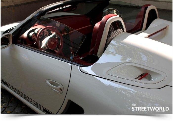 Porsche Spyder 2012