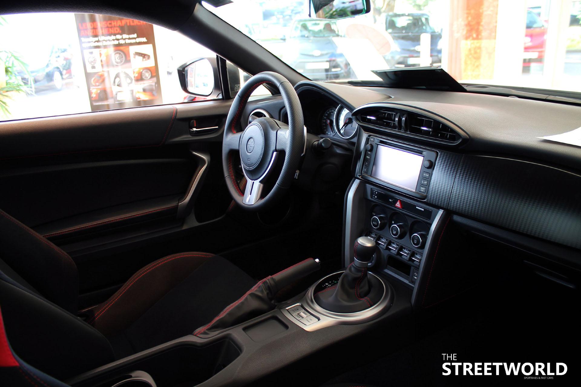 Ersteindruck Toyota GT86   Streetworld