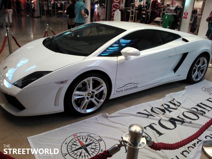 Lamborghini Gallardo LP 560-4 von Nord Automobile