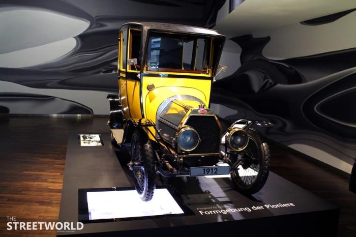 1912 Bugatti