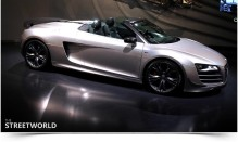Audi R8 GT Autostadt Wolfsburg