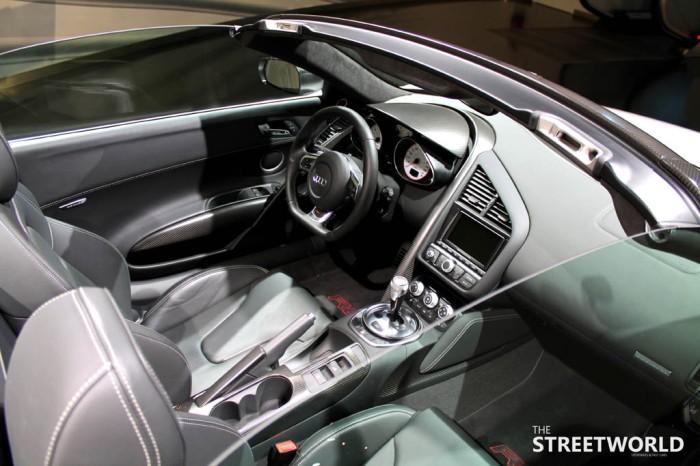 Audi R8 V10 Gt Cockpit