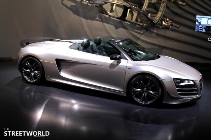 Audi R8 V10 Gt Wallpaper