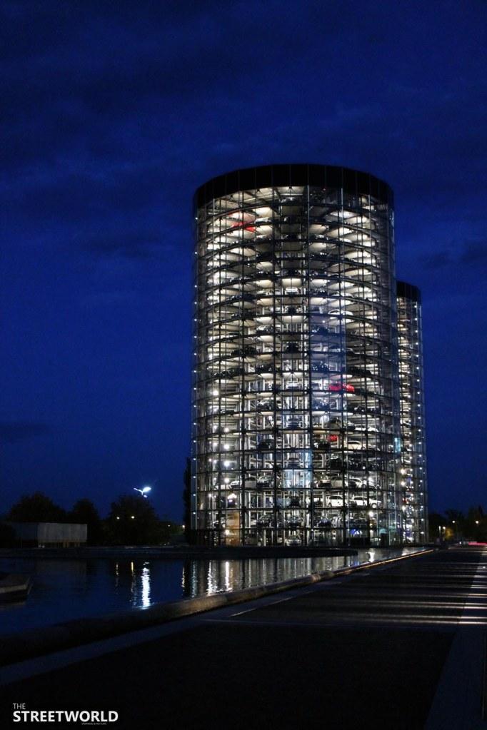 Autostadt Wolfsburg Türme