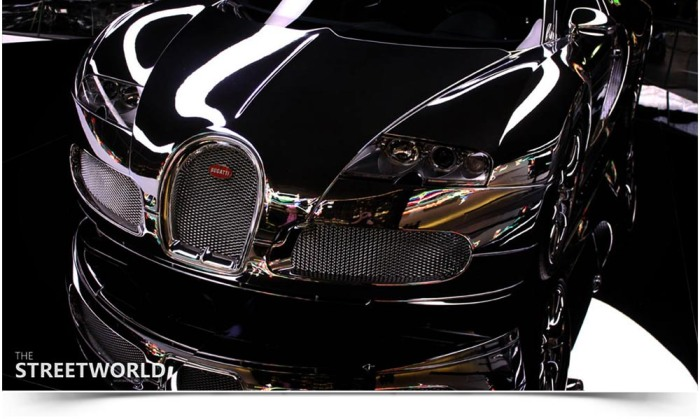 Bugatti Veyron Autostadt Wolfsburg