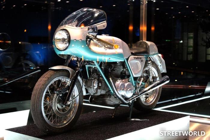 Ducati Desmo 750 Super Sport