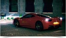 Ferrari 458 Newcastle Livello