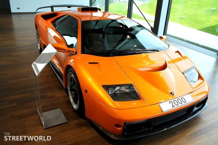 Lamborghini Diabolo GT Autostadt