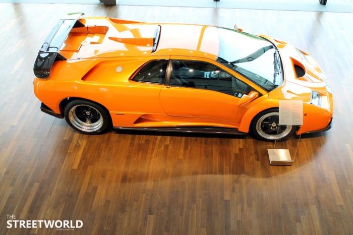 Lamborghini Diabolo GT Wallpaper
