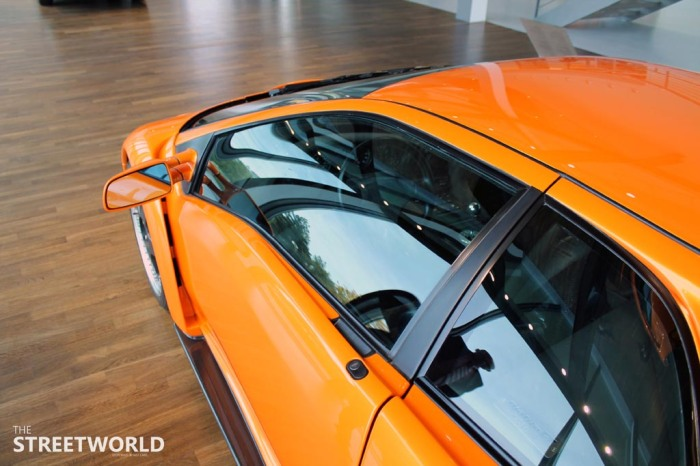 Lamborghini Diabolo GT Windows
