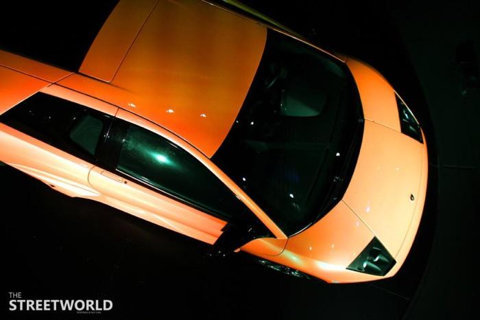 Lamborghini Pavillion Autostadt
