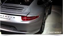 Porsche 911 Carrera S Autostadt Wolfsburg