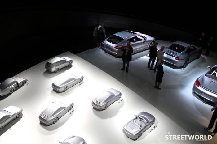 Porsche Pavillion