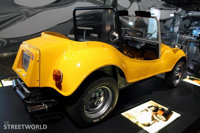 VW Buggy 1971 Vierzylinder-Boxermotor