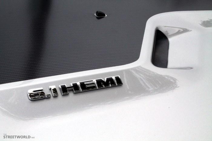 6.1 Hemi Motor