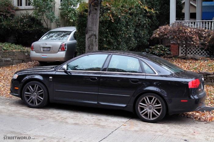 Audi V8 S4