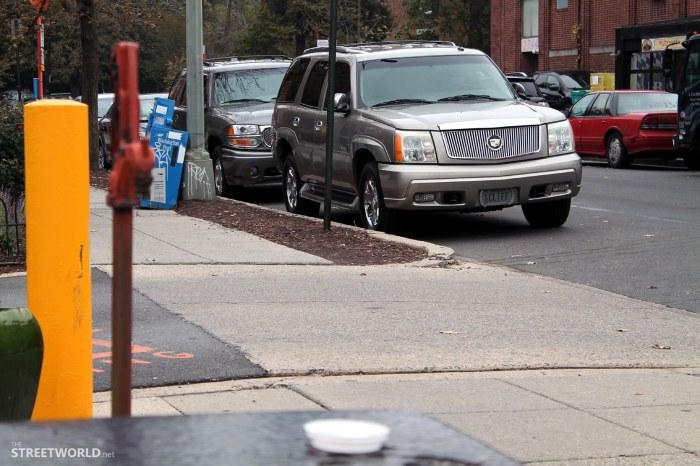 Cadillac Escalade Washington D.C.
