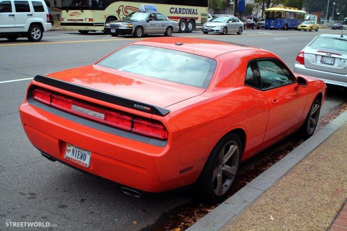 dodge challenger washington