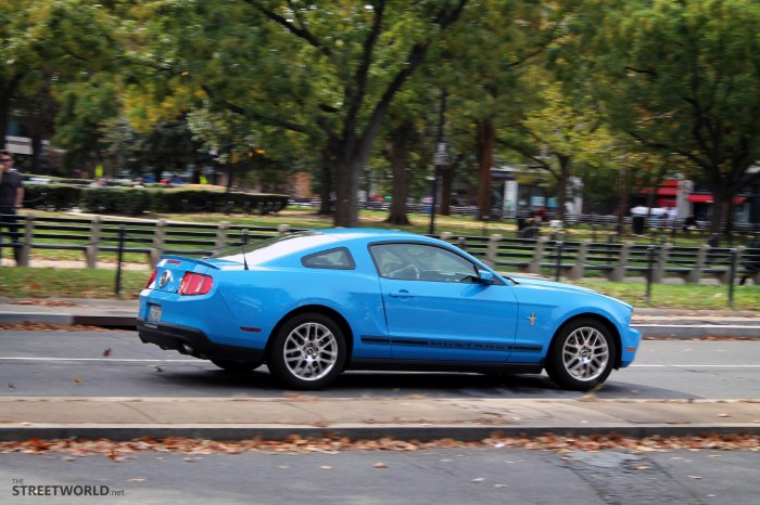 Ford Mustang Washinton D.C.