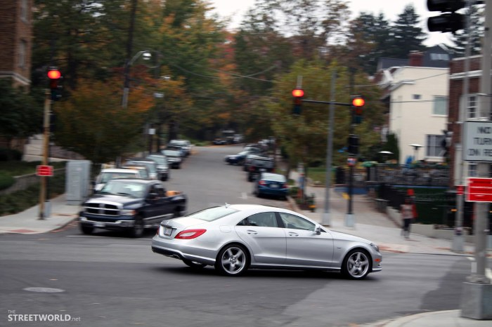 Mercedes CLS AMG Washington D.C.
