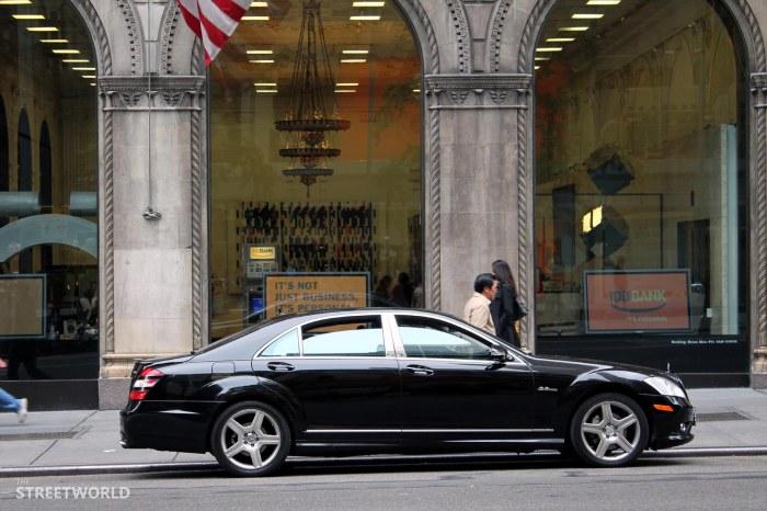 mercedes s class 6.3 amg New York