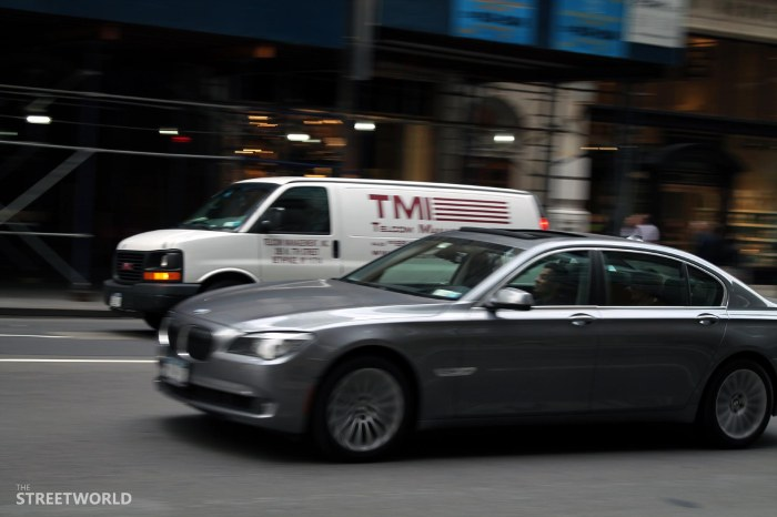 New York BMW 7 Series