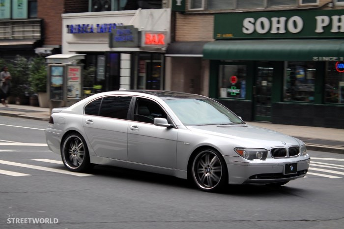 New York BMW 7