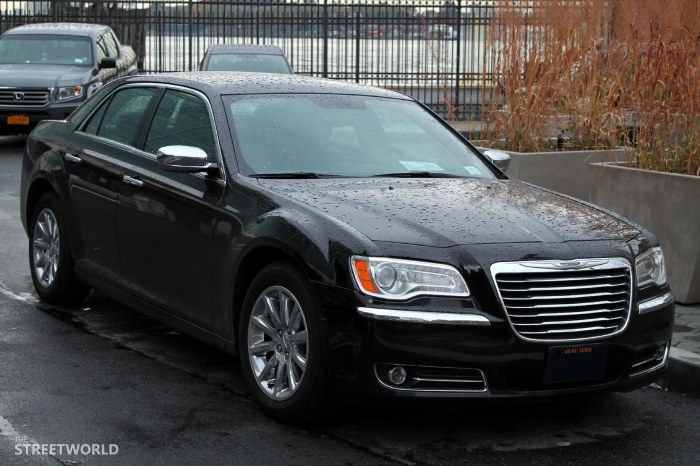 New York Chrysler 300C