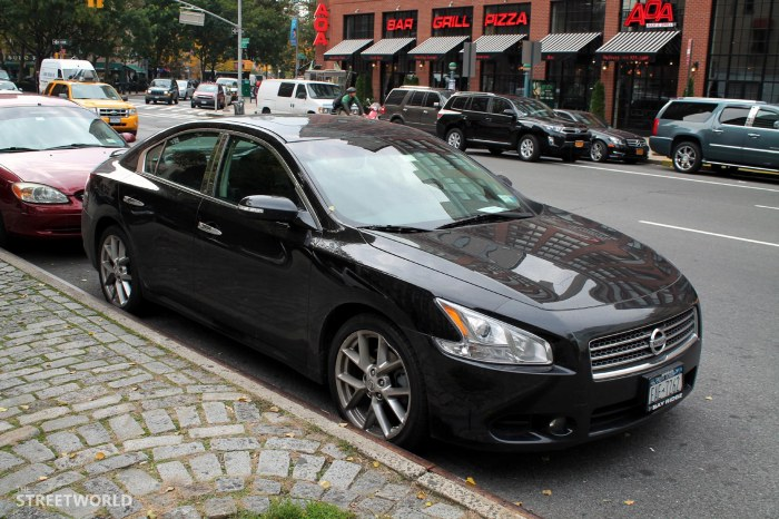 New York Nissan Maxima