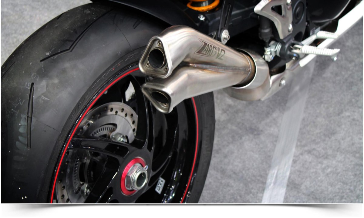 Motorrad Show 2013 - Highlights