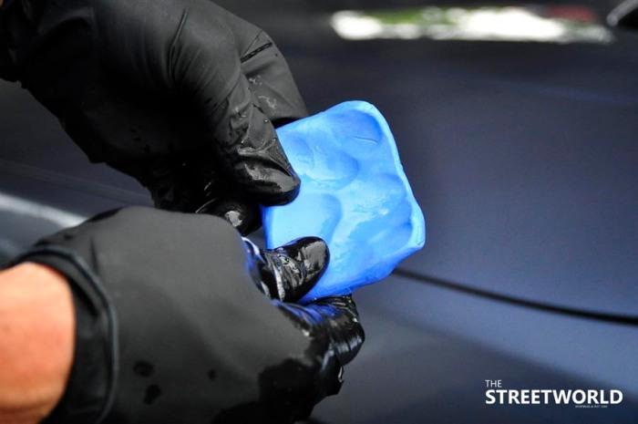 10 Auto Lack Reinigungsknete