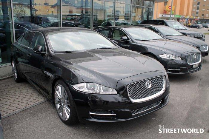 Jaguar Händler Schweiz