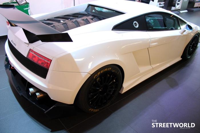 Lamborghini Gallardo LP560-4 Super Trofeo