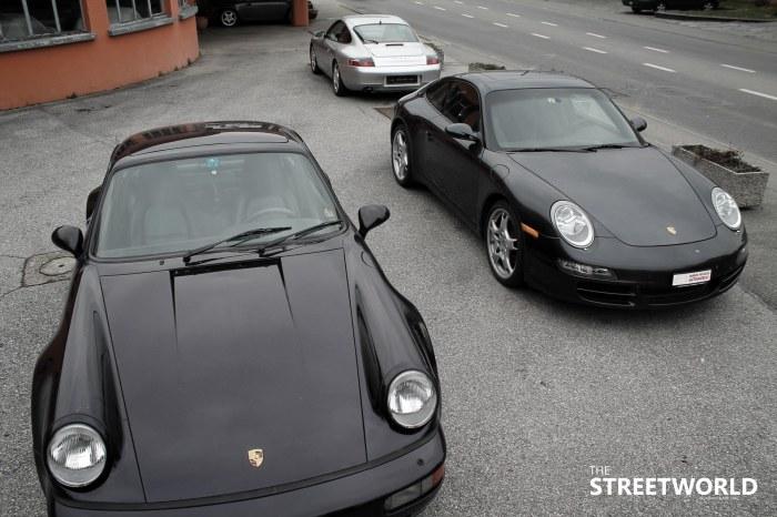 Porsche Historie 911 Kopie