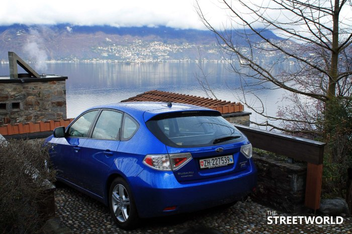 Subaru Impreza Ecomatic
