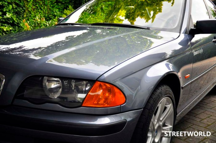 23 richtig Auto waschen