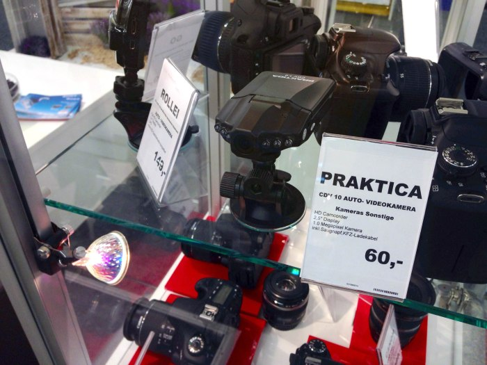 Autokamera Dashcam Auswahl