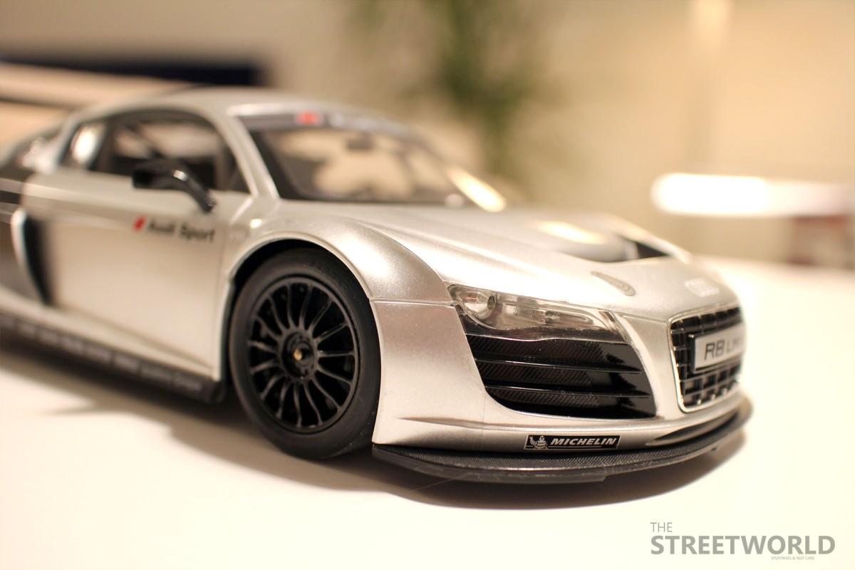 Weihnachtsgeschenk für Audi Fahrer