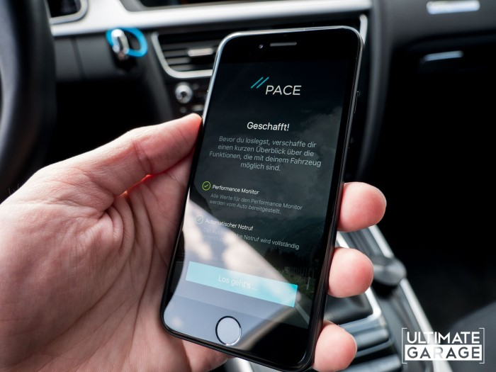 PACE App