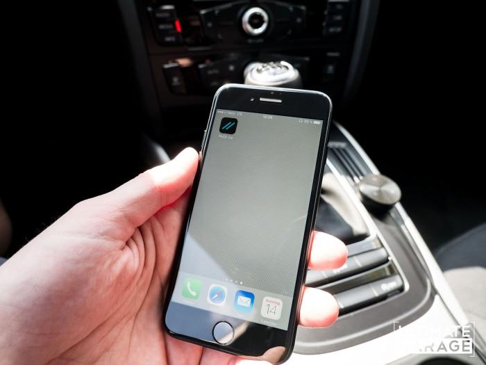 Pace Fahrzeugdaten auslesen App